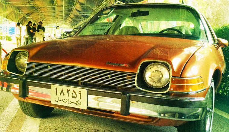 IRAN-AUTO-LIFESTYLE