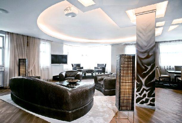 modern-african-dining-room-decor-porcelain-tiles