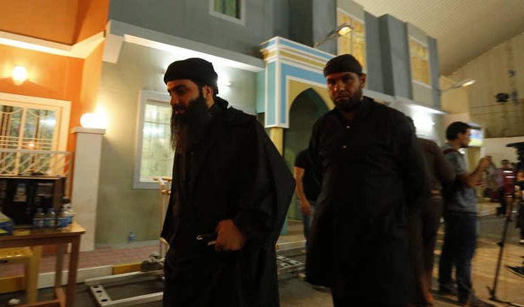 IRAQ-SYRIA-CONFLICT-US-ENTERTAINMENT-TELEVISION