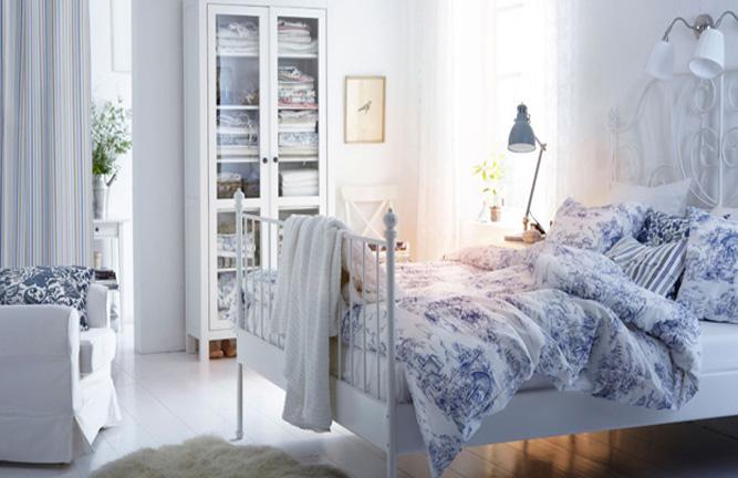 غرف نوم ايكيا IKEA .. الجمال والأناقة | مجلة أصحابي